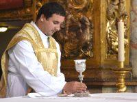 24 de Junho (Domingo) pelas 16:00 horas missa nova